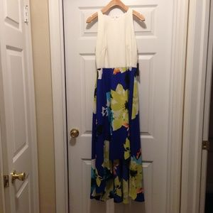 Vince Camuto High Low Dress Sz 6 NWT